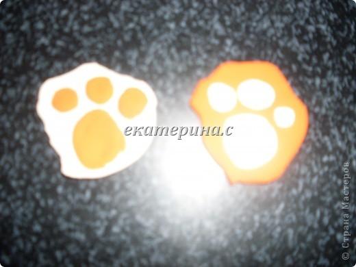 оранжевая и белая фото 1