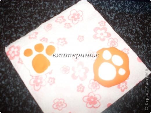 оранжевая и белая фото 3