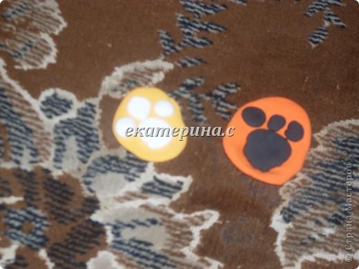 оранжевая и белая фото 4