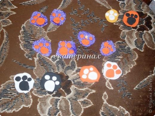оранжевая и белая фото 6