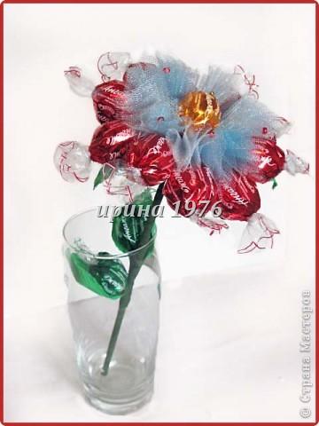 Аленький конфетный цветочек. фото 2
