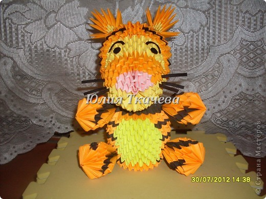"""Тигр """"Тигруля"""" фото 1"""
