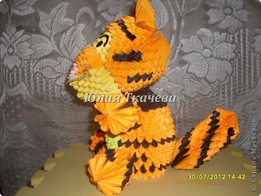 """Тигр """"Тигруля"""" фото 3"""