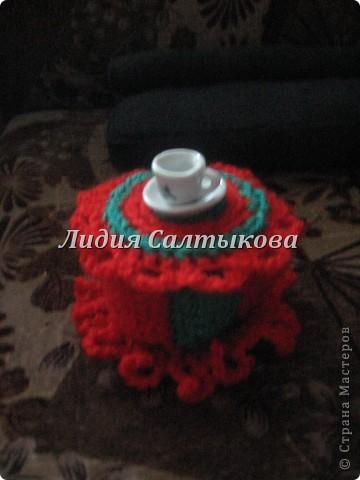 шляпка любимой куклы доченьки фото 9