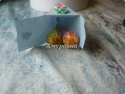 Вот такой тортик- сюрприз я сделала братишке на 18 лет))) фото 5