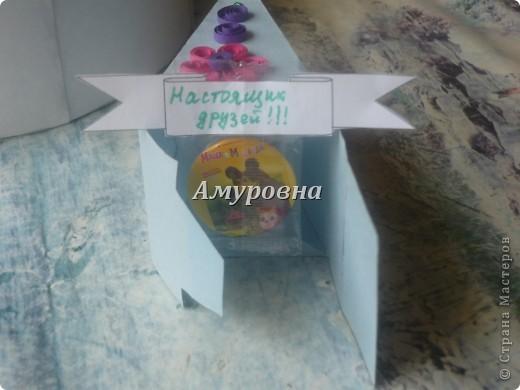 Вот такой тортик- сюрприз я сделала братишке на 18 лет))) фото 12