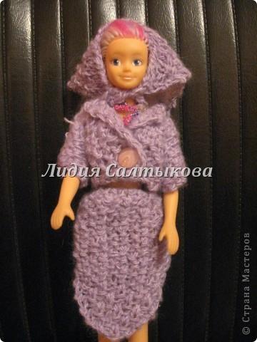 шляпка любимой куклы доченьки фото 17