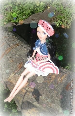 Привет, Страна! Моя Марго - девушка, следящая за модными тенденциями. Поэтому в ее гардеробе появился такой комплект в актуальных  кораллово-белых тонах... фото 7