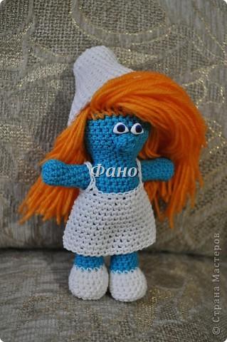 Здравствуйте. :) Наконец-то я перефотографировала своих девочек и могу теперь вам их показать :) Эта куколка, похоже, нашла себе новую хозяйку (не успела выставить, как ее у меня заказали).. фото 49