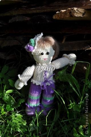 Здравствуйте. :) Наконец-то я перефотографировала своих девочек и могу теперь вам их показать :) Эта куколка, похоже, нашла себе новую хозяйку (не успела выставить, как ее у меня заказали).. фото 35