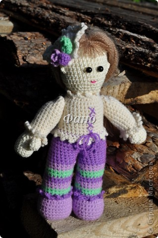 Здравствуйте. :) Наконец-то я перефотографировала своих девочек и могу теперь вам их показать :) Эта куколка, похоже, нашла себе новую хозяйку (не успела выставить, как ее у меня заказали).. фото 37