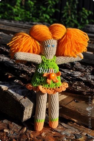 Здравствуйте. :) Наконец-то я перефотографировала своих девочек и могу теперь вам их показать :) Эта куколка, похоже, нашла себе новую хозяйку (не успела выставить, как ее у меня заказали).. фото 28