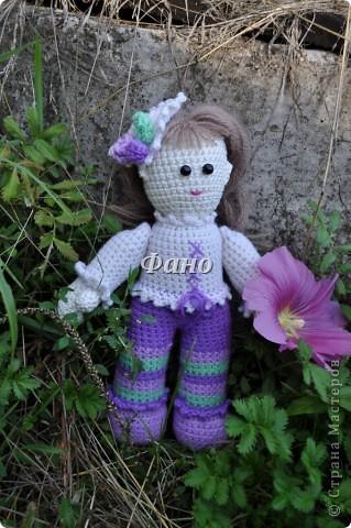 Здравствуйте. :) Наконец-то я перефотографировала своих девочек и могу теперь вам их показать :) Эта куколка, похоже, нашла себе новую хозяйку (не успела выставить, как ее у меня заказали).. фото 34