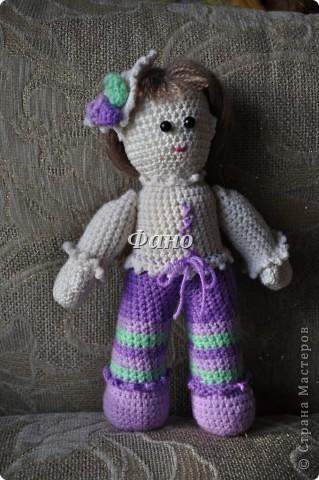 Здравствуйте. :) Наконец-то я перефотографировала своих девочек и могу теперь вам их показать :) Эта куколка, похоже, нашла себе новую хозяйку (не успела выставить, как ее у меня заказали).. фото 30