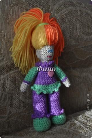 Здравствуйте. :) Наконец-то я перефотографировала своих девочек и могу теперь вам их показать :) Эта куколка, похоже, нашла себе новую хозяйку (не успела выставить, как ее у меня заказали).. фото 38