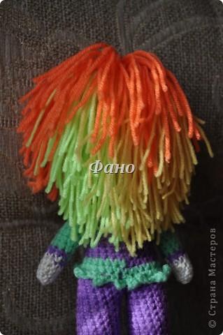 Здравствуйте. :) Наконец-то я перефотографировала своих девочек и могу теперь вам их показать :) Эта куколка, похоже, нашла себе новую хозяйку (не успела выставить, как ее у меня заказали).. фото 40