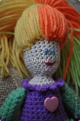 Здравствуйте. :) Наконец-то я перефотографировала своих девочек и могу теперь вам их показать :) Эта куколка, похоже, нашла себе новую хозяйку (не успела выставить, как ее у меня заказали).. фото 39