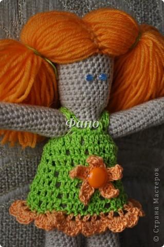 Здравствуйте. :) Наконец-то я перефотографировала своих девочек и могу теперь вам их показать :) Эта куколка, похоже, нашла себе новую хозяйку (не успела выставить, как ее у меня заказали).. фото 26