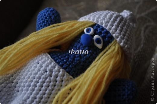 Здравствуйте. :) Наконец-то я перефотографировала своих девочек и могу теперь вам их показать :) Эта куколка, похоже, нашла себе новую хозяйку (не успела выставить, как ее у меня заказали).. фото 15