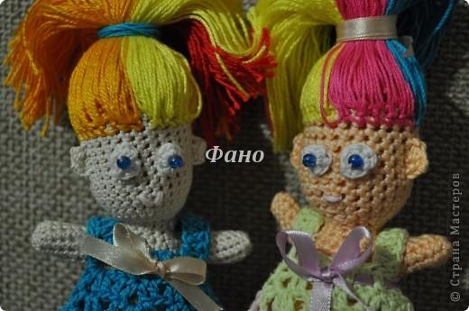 Здравствуйте. :) Наконец-то я перефотографировала своих девочек и могу теперь вам их показать :) Эта куколка, похоже, нашла себе новую хозяйку (не успела выставить, как ее у меня заказали).. фото 44