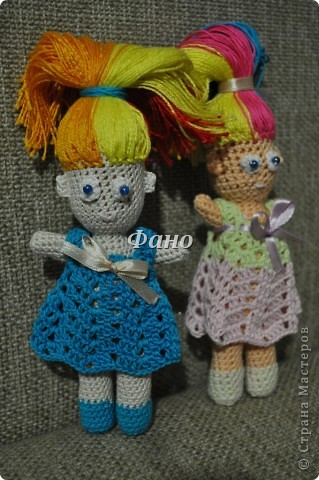 Здравствуйте. :) Наконец-то я перефотографировала своих девочек и могу теперь вам их показать :) Эта куколка, похоже, нашла себе новую хозяйку (не успела выставить, как ее у меня заказали).. фото 48