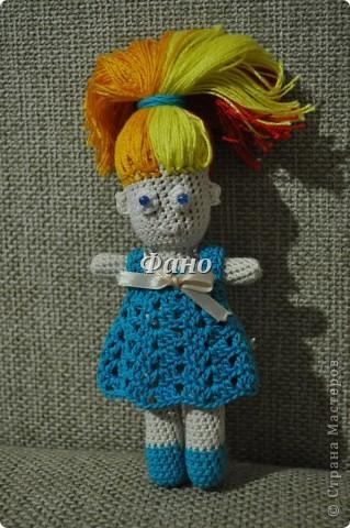 Здравствуйте. :) Наконец-то я перефотографировала своих девочек и могу теперь вам их показать :) Эта куколка, похоже, нашла себе новую хозяйку (не успела выставить, как ее у меня заказали).. фото 45