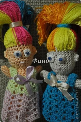 Здравствуйте. :) Наконец-то я перефотографировала своих девочек и могу теперь вам их показать :) Эта куколка, похоже, нашла себе новую хозяйку (не успела выставить, как ее у меня заказали).. фото 47