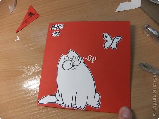 Героя на открытке представлять, думаю, не надо:) фото 2