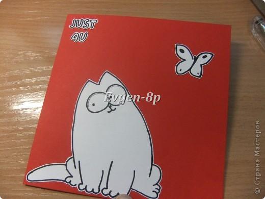 Героя на открытке представлять, думаю, не надо:) фото 1