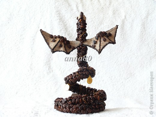 Дракон,делался в подарок мужчине,рожденному в год Дракона.  фото 2