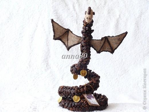 Дракон,делался в подарок мужчине,рожденному в год Дракона.  фото 1