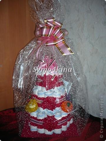 Это готовый тортик)) фото 3