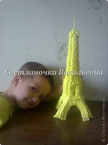 Ейфелева вежа фото 2