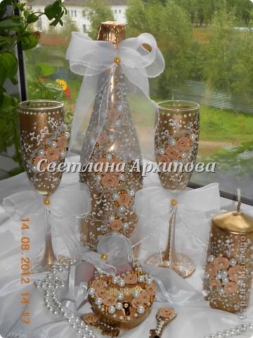 Стандартный набор для нестандартной свадьбы! фото 1