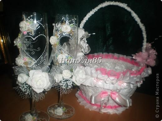 мои первые свадебные аксессуары фото 4