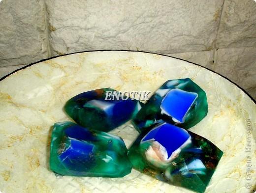 Первый раз появилось желание сделать мыльные камни!) фото 3