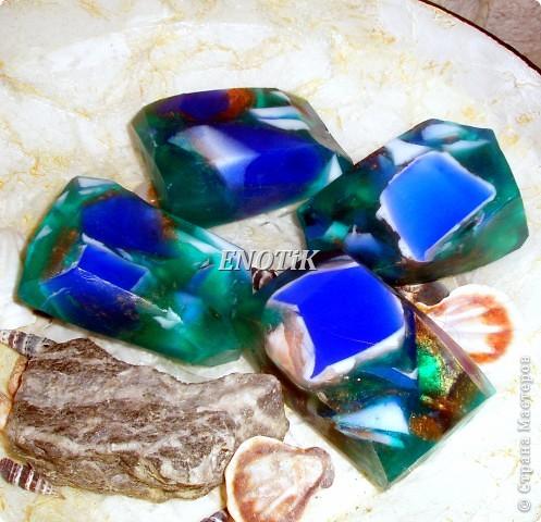 Первый раз появилось желание сделать мыльные камни!) фото 4