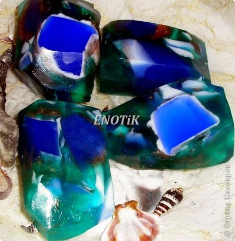 Первый раз появилось желание сделать мыльные камни!) фото 5