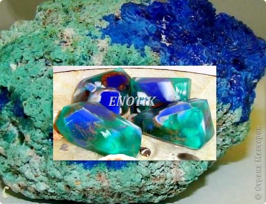 Первый раз появилось желание сделать мыльные камни!) фото 2