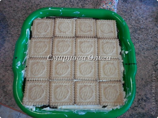 Тортик очень прост в приготовлении... Его может сделать и 3-х летний ребёнок под руководством родителя. фото 12