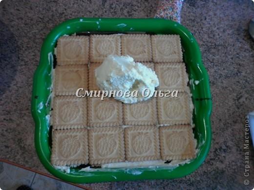 Тортик очень прост в приготовлении... Его может сделать и 3-х летний ребёнок под руководством родителя. фото 13