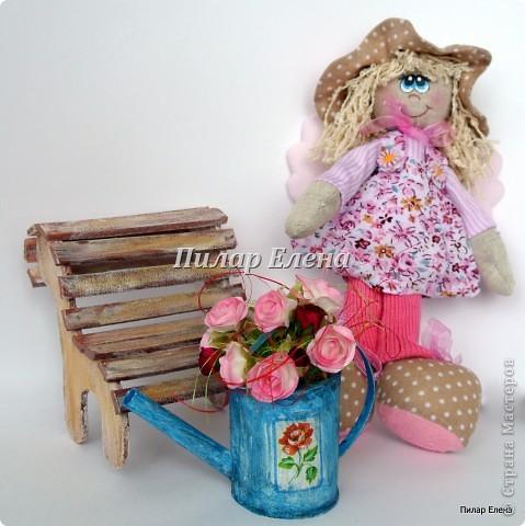 Кукла Варя и сельские феечки фото 10