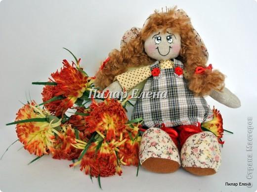 Кукла Варя и сельские феечки фото 6
