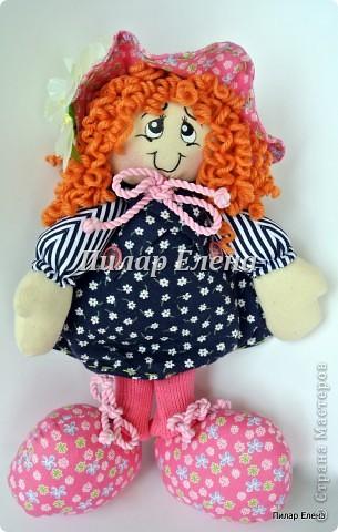 Кукла Варя и сельские феечки фото 3