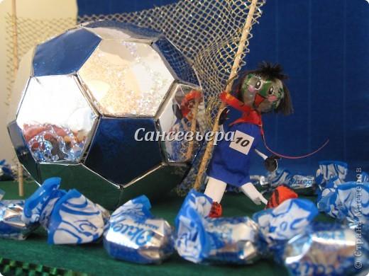 Подарок директору стадиона. фото 2