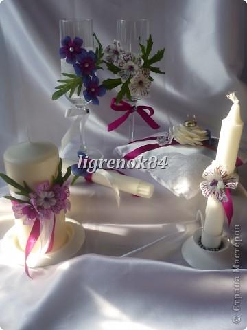 Свадебные наборы фото 1