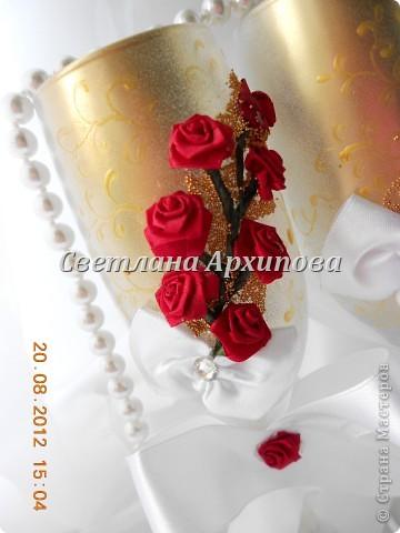 Розы алые! фото 3