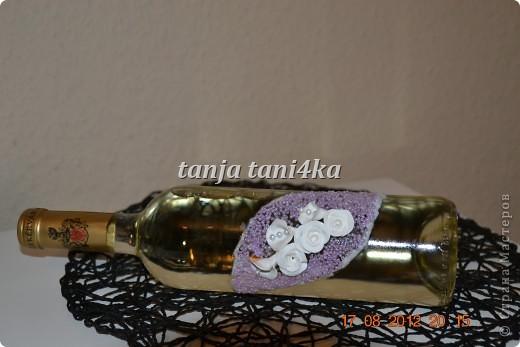 бутылка нежность фото 1