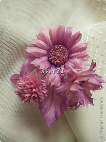 Мои цветочки( работы за последнее время) фото 16