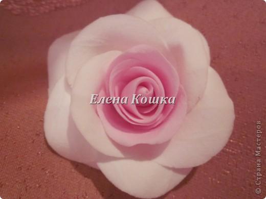 Свадебный набор для подруги и цветы в прическу. фото 9